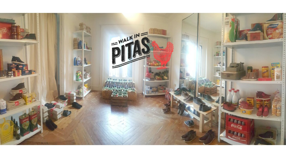 Press Day - presentado Walk In Pitas a la prensa